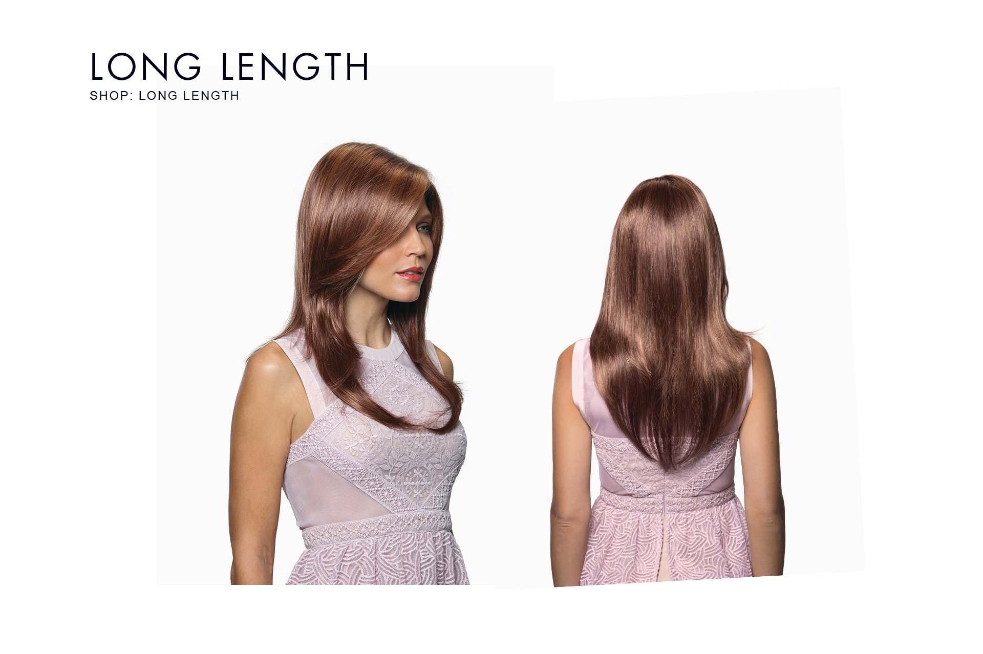 Long length wigs